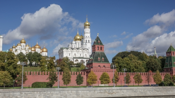 Download Moscow Kremlin. Walls. Towers. Churches. Ivan Great Bell Tower. . nulled download