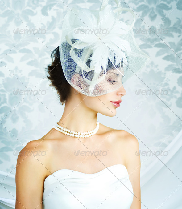 Bride - Stock Photo - Images