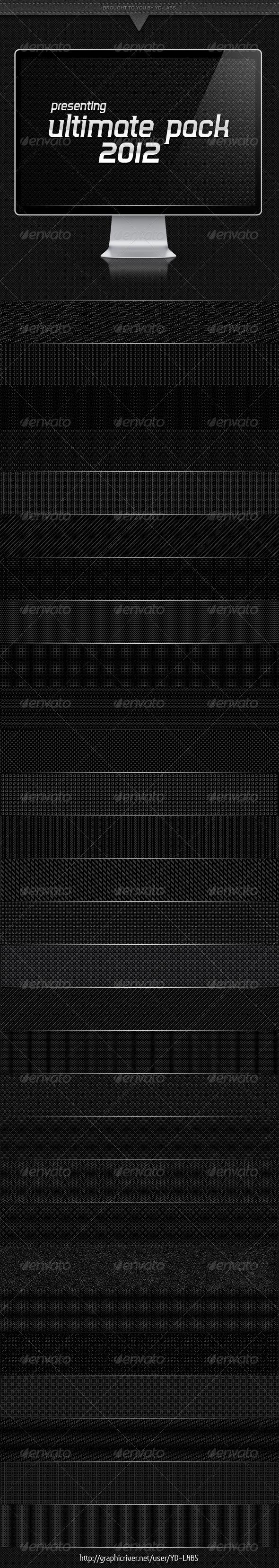 GraphicRiver Ultimate Patterns Mega Pack 1793909