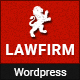 Law Firm - WordPress Theme