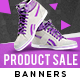 HTML5 E-Commerce Banners - GWD - 7 Sizes(NF-CC-151)