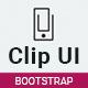 CLIP UI - Bootstrap Skin