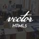 VECTOR - Creative HTML5 Template