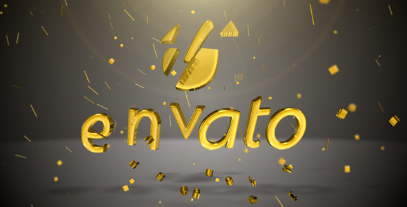 After Effects Project - VideoHive Silver or Gold Logo 1770744