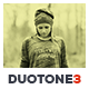 Duotone Photoshop Actions (V.3)