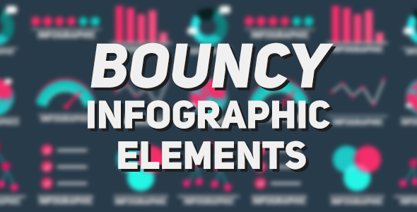 Download Bouncy Infographic Elements nulled download