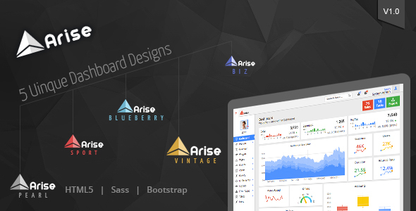 Arise Admin Dashboard
