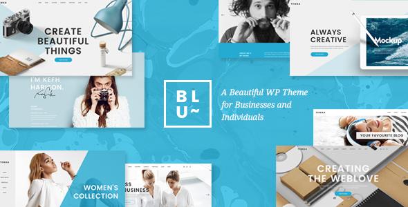 Blu - Ein Schönes Thema für Unternehmen und Privatpersonen