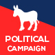 Political Campaign Banner Ads