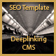 SCMS3X Onepage SEO Template and CMS - ActiveDen Item for Sale