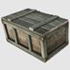 Wooden Loot Crate 01