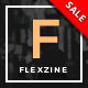 FlexZine - Modern Responsive News / Magazine WordPress Blog Theme