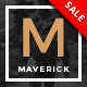 Maverick - Multipurpose WordPress Blog Magazine