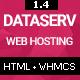 DataServ - Web Hosting HTML Template