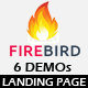 FIRE BIRD - Multipurpose Responsive HTML Landing Page