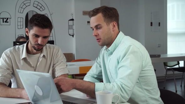 Download Business Team Discussing Project. nulled download