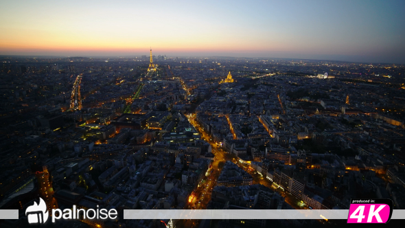 Download Paris Skyline nulled download