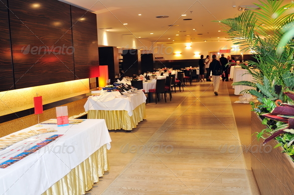 coctail and banquet catering party event - Stock Photo - Images