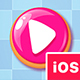Anti Candy Crunch – the MATCH-4 Source Code - iOS 10 and Swift 3 ready