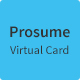 Prosume - Virtual Business Card