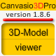 3D-Model Configurator & Viewer | Canvasio3DPro