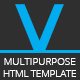 Virtual Soft – Multipurpose HTML Template