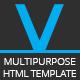 Virtual Soft – Multipurpose HTML Template