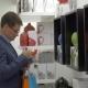 In Store Of Thessaloniki, Greece Man Choose Kettle