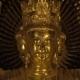 Shining Bronze Buddhist Statue In Bai Dinh Temple, Vietnam