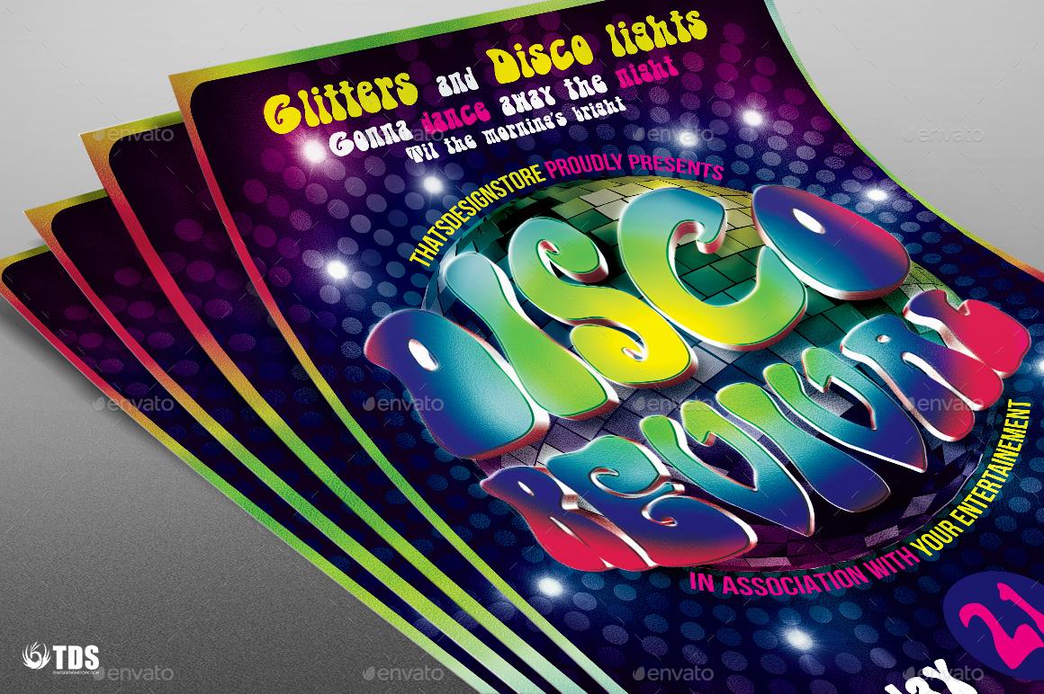 disco revival flyer template v by lou graphicriver 01 disco revival flyer template v3 jpg 02 disco revival flyer template v3 jpg
