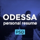 Odessa - Multistyle Personal Resume Template