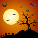 Creepy Tree - GraphicRiver Item for Sale