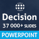 Decision Powerpoint Presentation Template