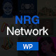 NRGNetwork - Responsive Social Network WordPress Theme