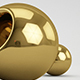 C4D V-Ray Gold Material