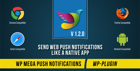 WP Notification Plugin v 1.2.0