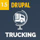 Trucking - Transportation & Commerce Drupal Theme
