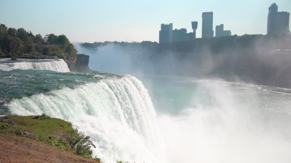 Download Niagara Falls City View From Niagara Falls nulled download