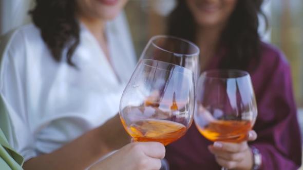 Download Bride Bursting Glass Of Wine nulled download