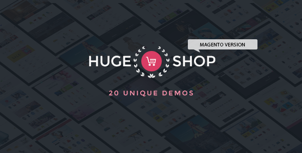 HugeShop - Wonderful Multi Concept Magento 2 Theme | Fashion, Digital, Furniture, Cosmetic, Jewerly