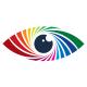 Eye Media - Colorful Eye Logo