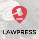 LawPress - Lawyers & Attorneys WordPress Theme