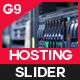 Web Hosting Slider