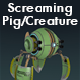 Screaming Pig or Creature