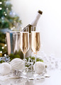 New Year. Champagne - PhotoDune Item for Sale