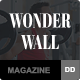 Wonderwall - Magazine/Blog WordPress Theme
