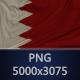 Background Flag of Bahrain