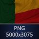 Background Flag of Benin