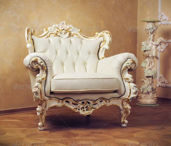 PhotoDune Luxury Interior Carved Furniture 1803033