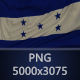 Background Flag of Honduras